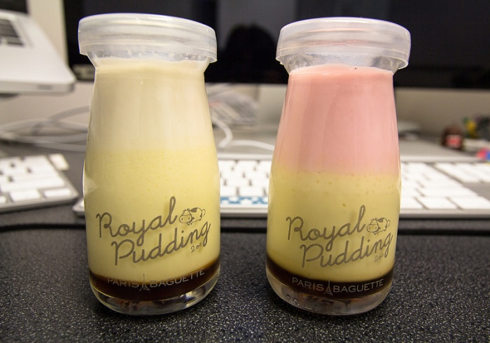 Royal Pudding