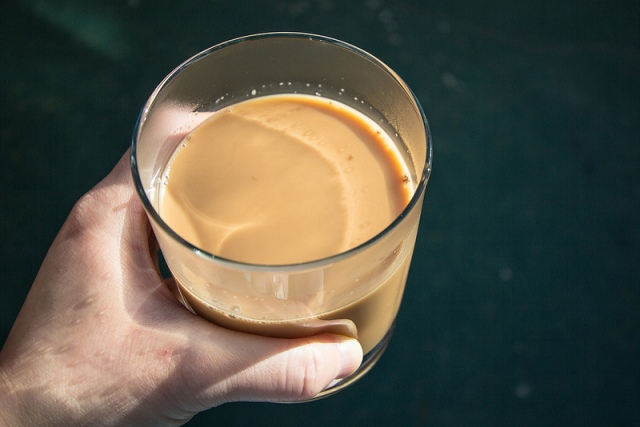 hk-style milk tea