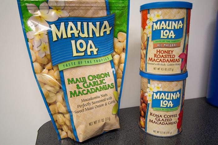 mauna loa macadamia nuts - 1