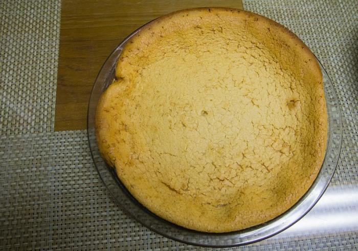 baked nian gao - 1