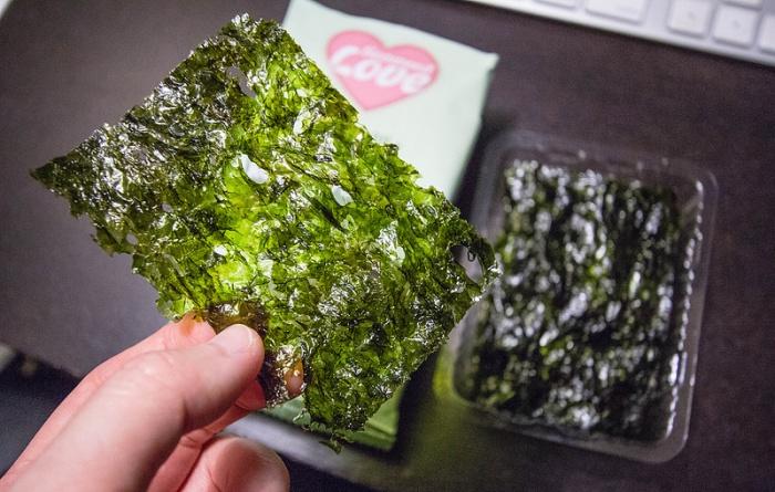 roasted seaweed - 2