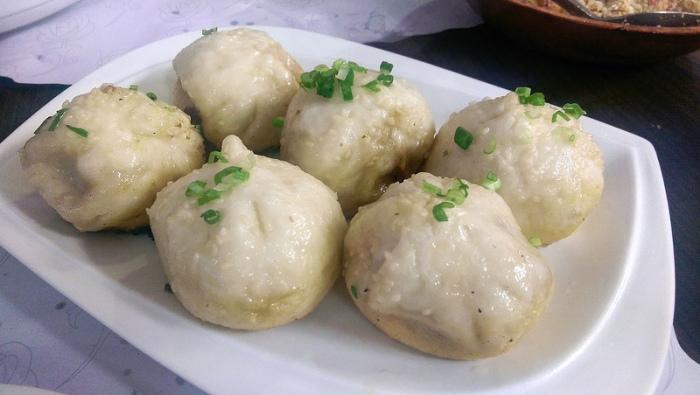 shengjian mantou - 1