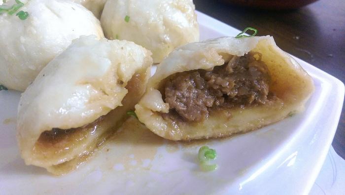 shengjian mantou - 2