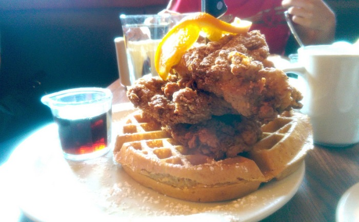 chicken and waffles 2